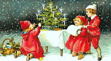 Рождественские поздравления для любимого человека (на английском языке)