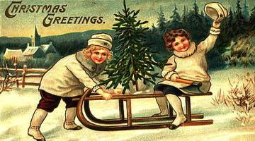 Рождественские поздравления для друга или подруги (на английском языке)