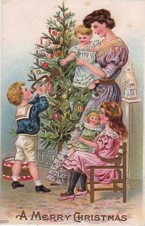 Новогодняя ёлка по фен-шуй притягивает удачу и благополучие
