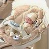 Подарок для новорожденного — электронные качели Graco