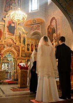 Наряд невесты для венчания - особые требования
