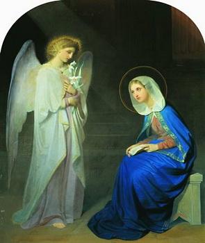 Благовещение - 7 апреля. Традиции и приметы праздника Благовещения.