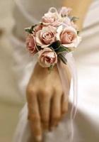 Букет невесты - Браслет