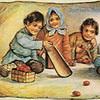 Пасхальные традиции западных и восточных христиан