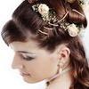 Прическа невесты — произведение искусства