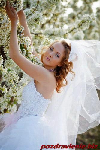 Фата - талисман невесты. Приметы, связанные с фатой. Как выбрать фату.
