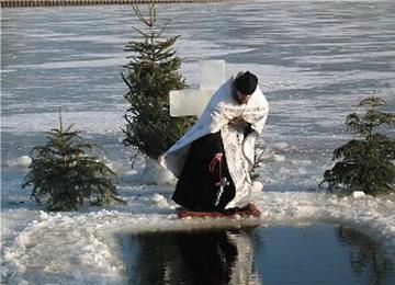 Стихи-поздравления с Крещением (Богоявлением) Господним