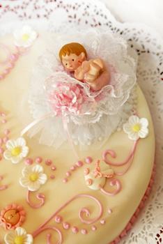 С крещением малыша поздравления
