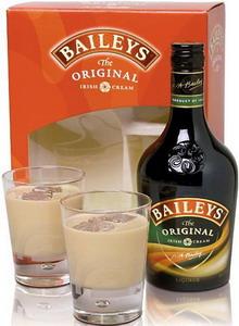Baileys - легендарный ирландский сливочный ликёр