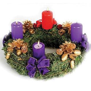 Четыре свечи Адвента