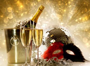 Шампанское (Champagne) - фаворит праздничного стола