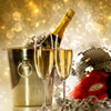 Шампанское — фаворит праздника. Коктейли с шампанским