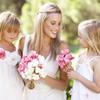 Дети на свадьбе — как и чем их занять?