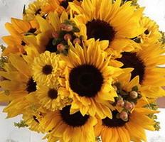 Язык букета цветов