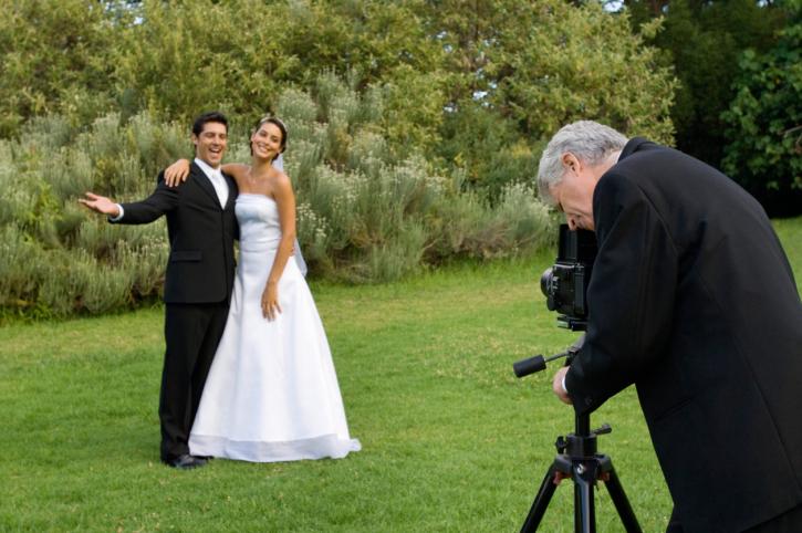 Свадебный фотограф - сложности профессии