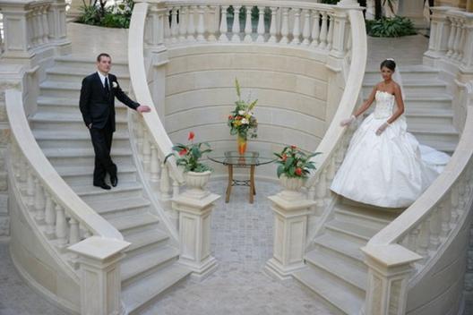 свадьба в отеле - неплохая идея