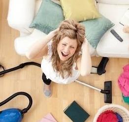 Как быстро навести порядок в доме к приходу гостей