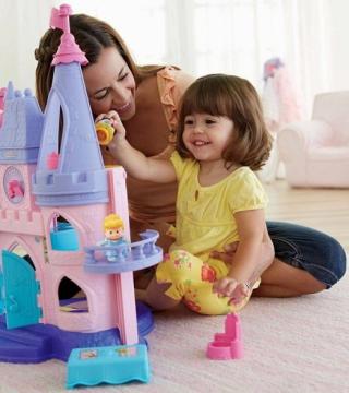 Что подарить ребенку от 2 до 4 лет