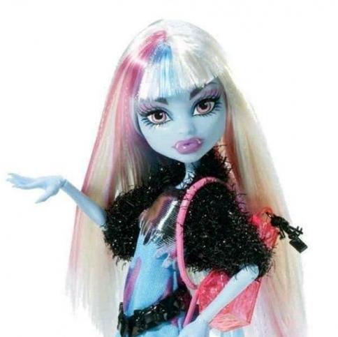 Подарок под ёлку — кукла «Монстр Хай»