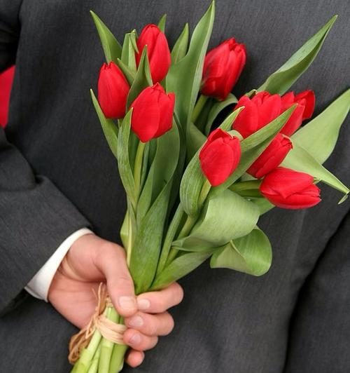 Дарите цветы, дарите!