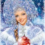 Кто вылепил Снегурочку? История внучки Деда Мороза