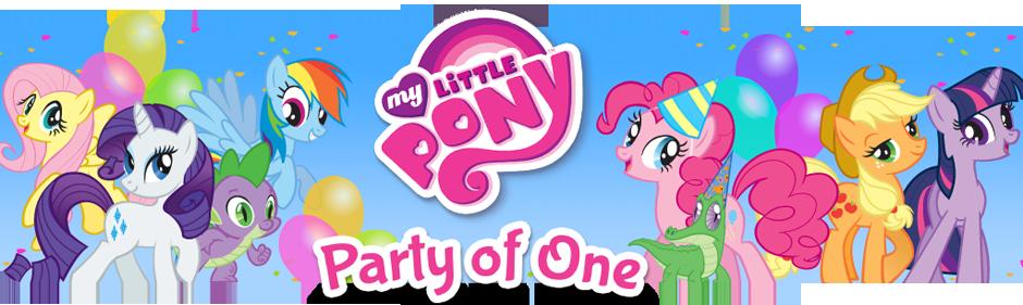 Праздник My Little Pony