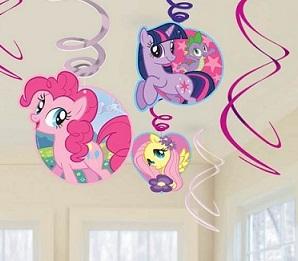 Детский праздник в стиле «My Little Pony» своими силами