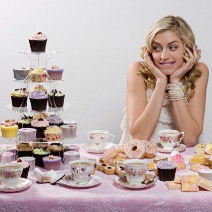 Как не набрать лишний вес за праздничным столом