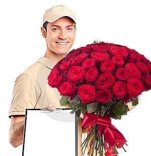Адресная доставка цветов, или Счастье на дом заказывали?