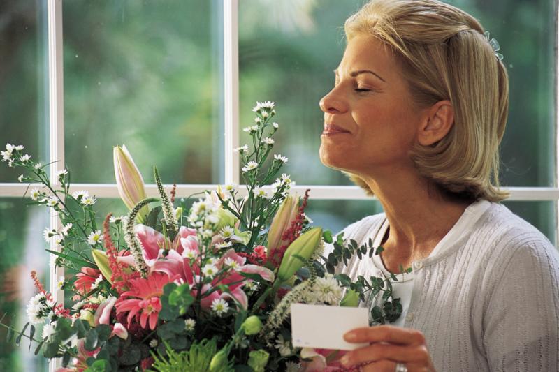 Услуга доставки цветов - чем она хороша