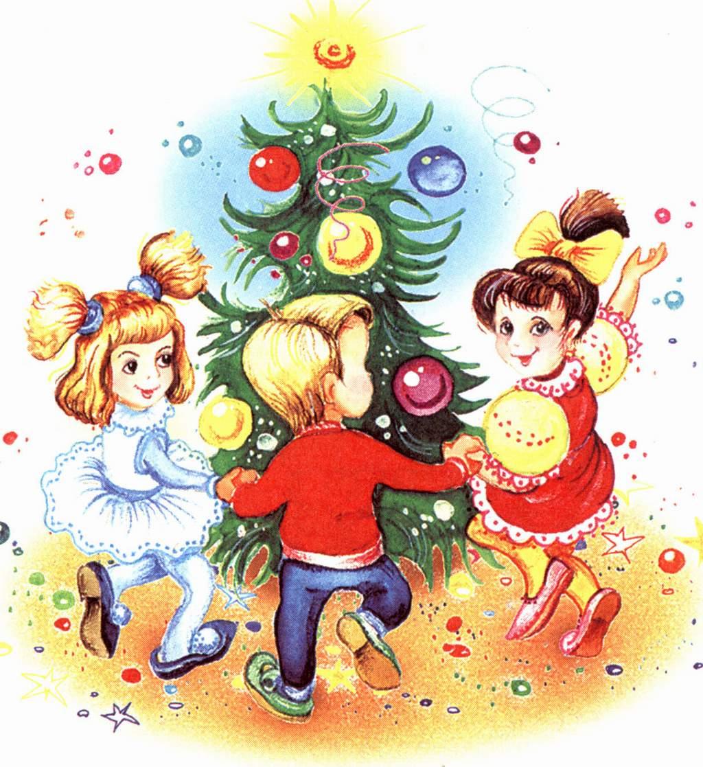 Подготовка ребёнка к новогоднему утреннику