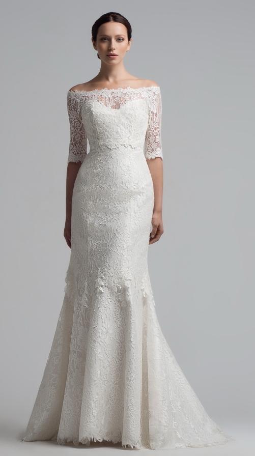 Дизайнерская модель свадебного платья Bristol