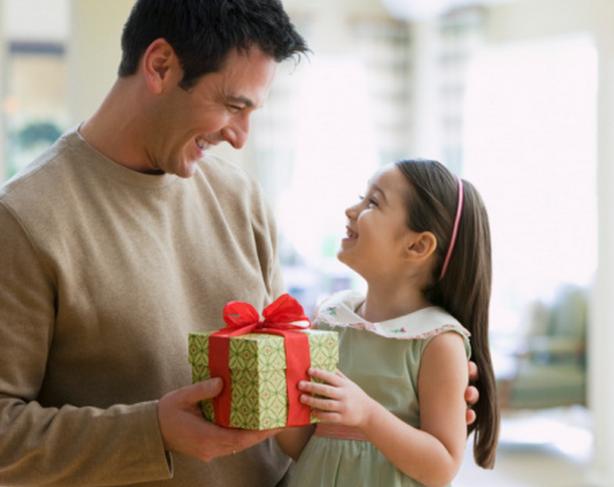 Подарок для дочери (советы от папы)