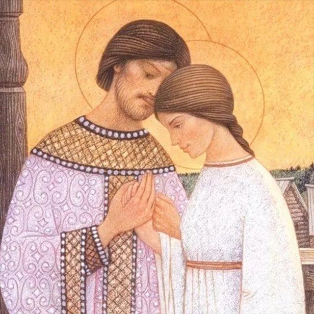 День семьи, любви и верности (св. Петра и Февронии) 8 июля