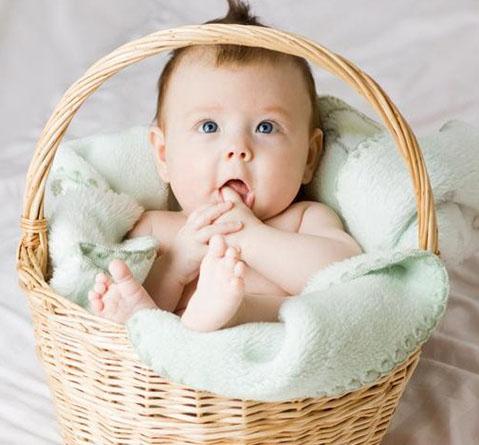 Приданое для новорождённого — чего и сколько