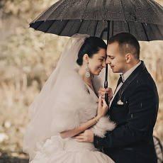 Оригинальные идеи свадебных фотосессий