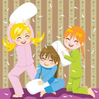 Как организовать пижамную вечеринку для детей