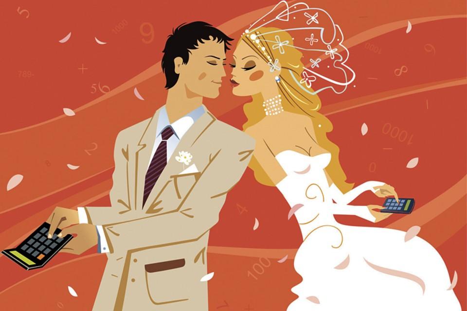 Сколько стоит свадьба в наше время