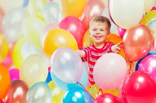 Игры с шарами для вечеринок
